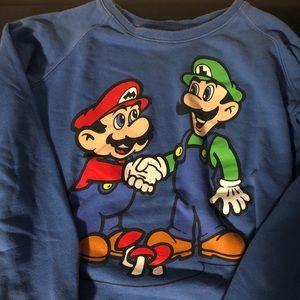 Nintendo Sweatshirt M